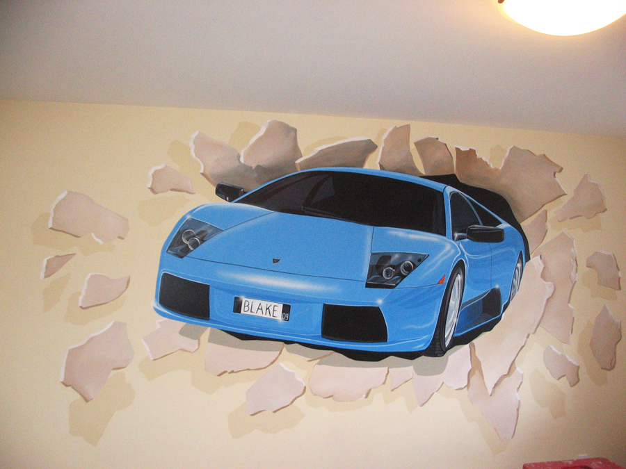 auto murals submited images burnout car wall mural burnout car wallpaper wallsauce usa