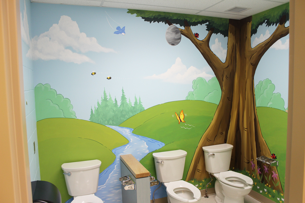 Tree And Forest Themed Murals Mural Magic