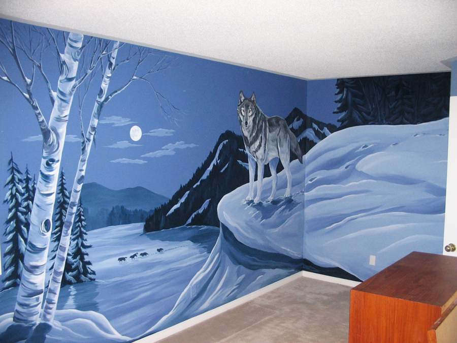Murals For Adults 2 Mural Magic